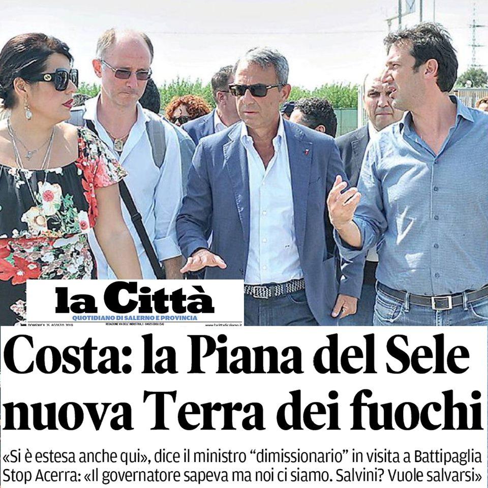 Grazie ministro Costa