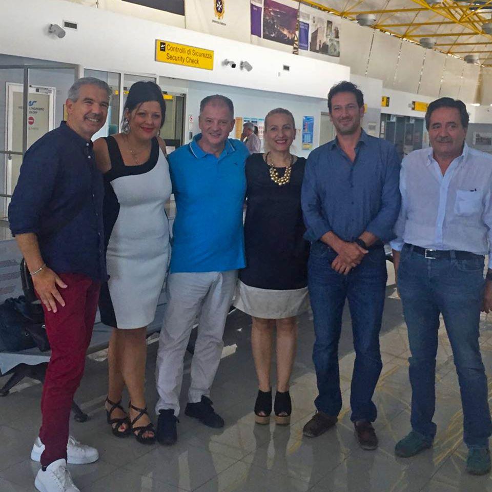 Aeroporto Pontecagnano. Procedure in corso nonostante De Luca