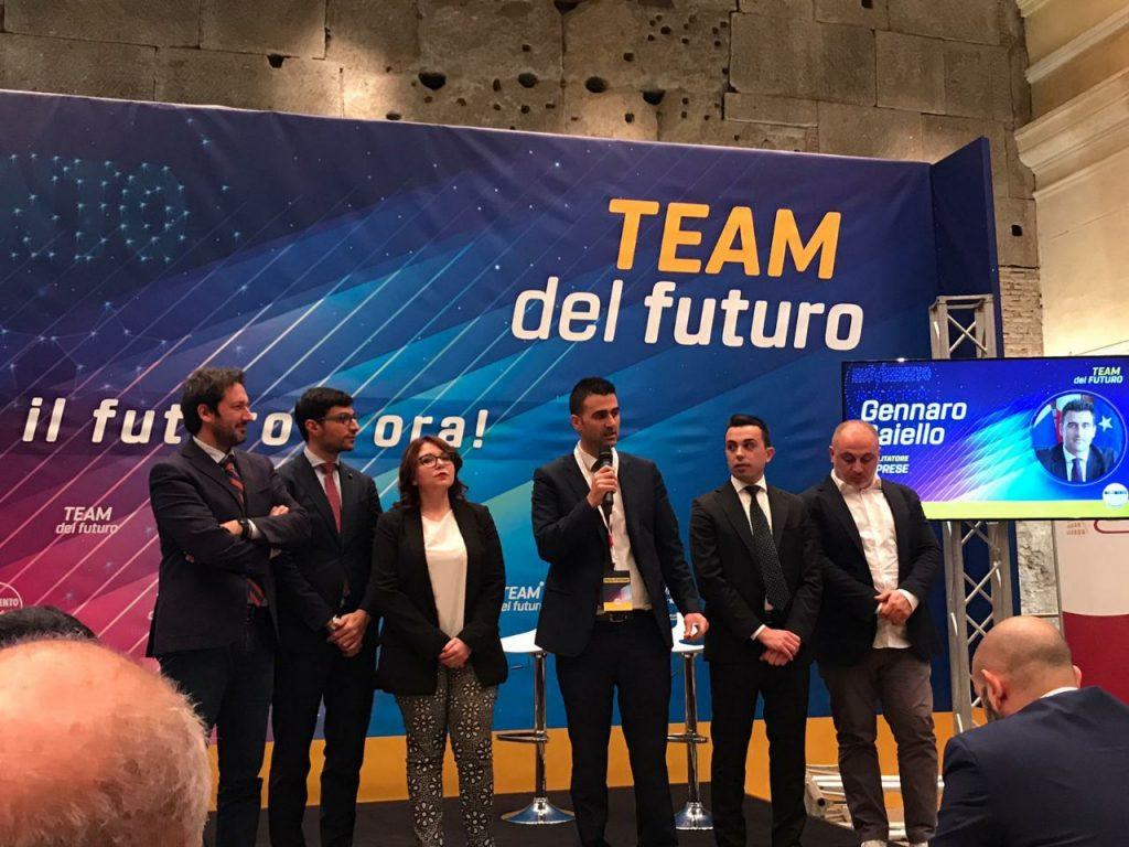Team del Futuro Imprese, il programma.