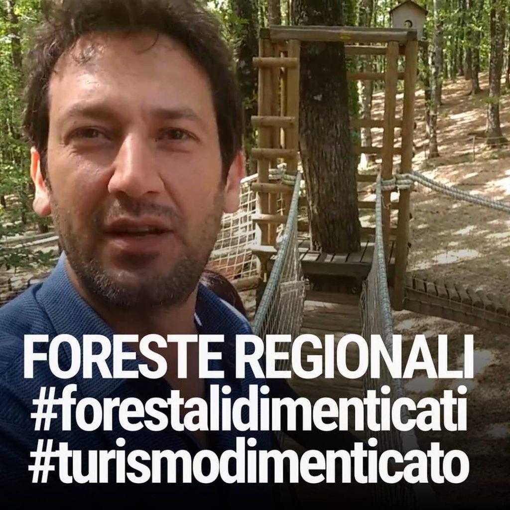 Turismo e forestali, dalla regione solo chiacchiere
