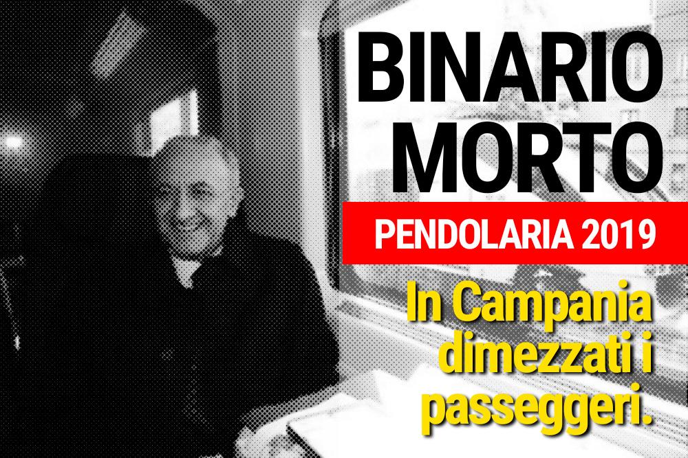 Campania ultimo trasporto locale d'Italia
