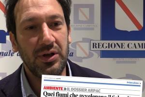Nel 2020 in Campania ancora comuni senza depurazione