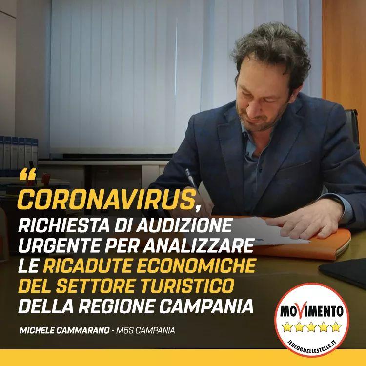 Coronavirus, richiesta commissione turismo