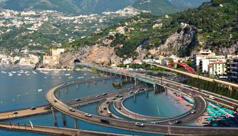 Tunnel in Costiera Amalfitana, tra burocrazia e 'sindrome di Dresda'