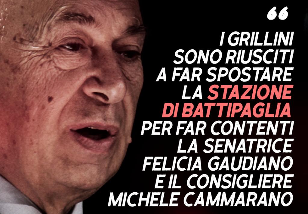 Paolo Mieli e i 'grillini' di Battipaglia