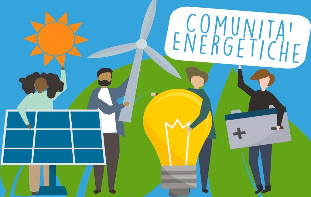 In Campania le comunità energetiche sono realtà